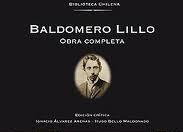 Baldomero Lillo, Obra completa, Santiago: