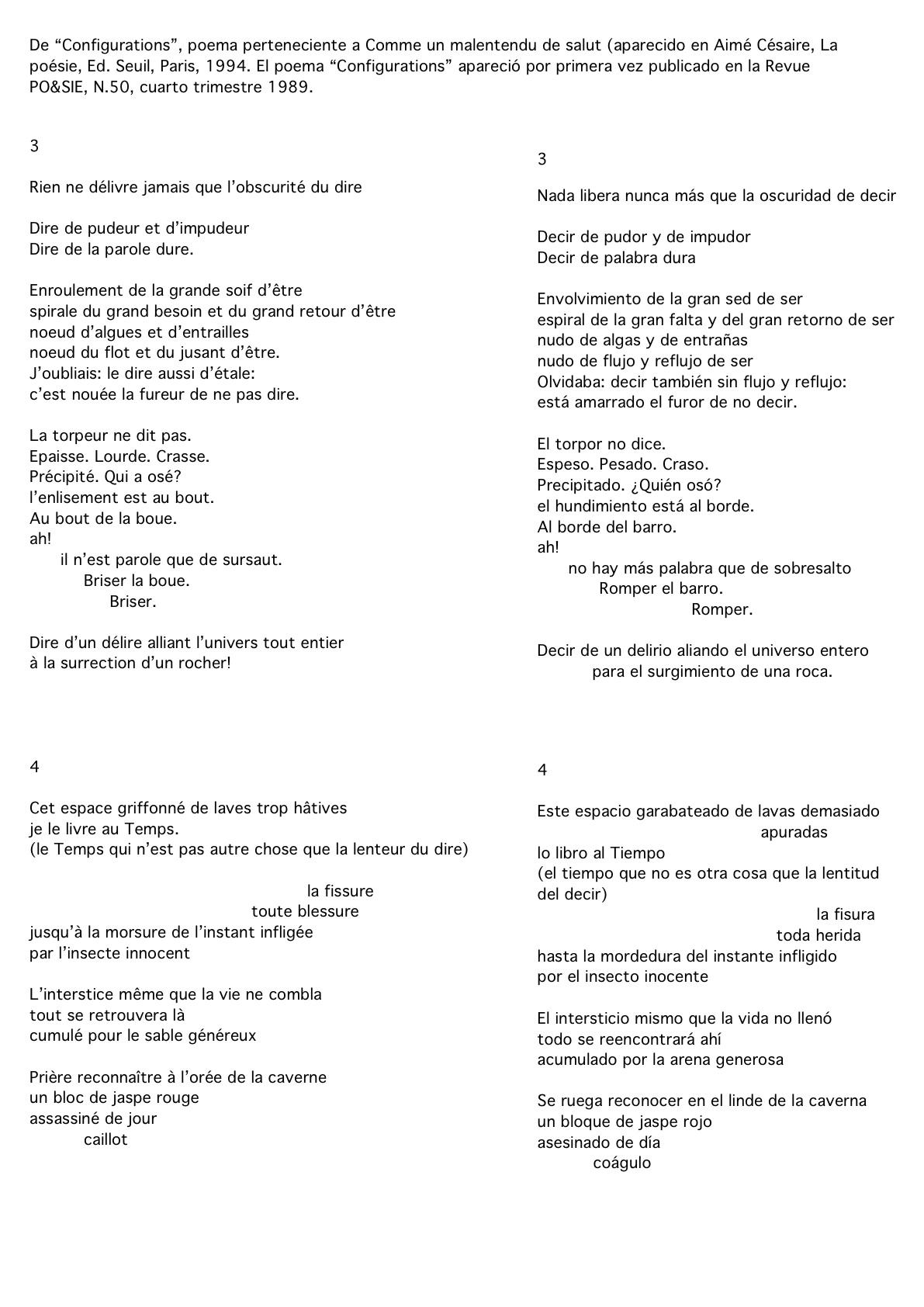Aimé Césaire Otras Facetas De La Negritud Letras En Línea